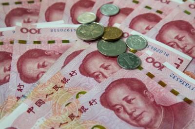 武漢肺炎疫情驅使 中國國債收益率降至4年新低