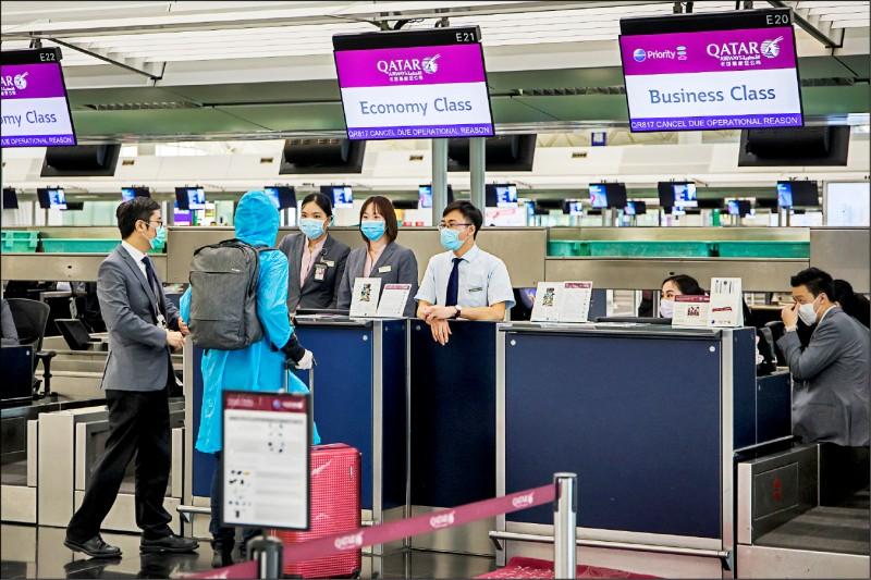 武漢肺炎》急凍!全球航空業今年營收估損8939億