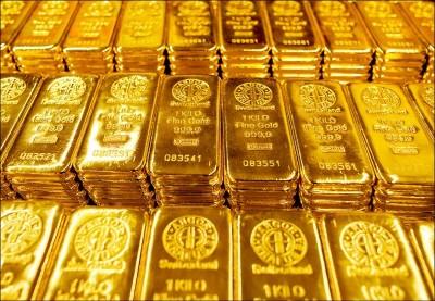 黃金猛飆28美元 本週漲幅創8個月新高