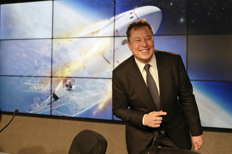 SpaceX擬啟動新1輪融資 欲籌集77億新資金