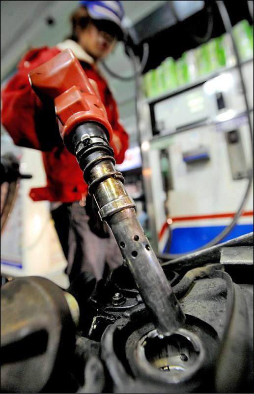 恐慌退 油價彈 本週汽油漲6角