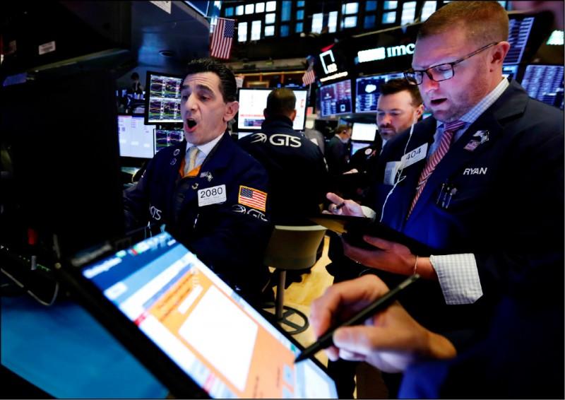 疫情擴散 美股開盤暴跌逾900點