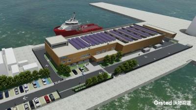 沃旭今與台中港簽訂20年租約 2022年運維基地完工