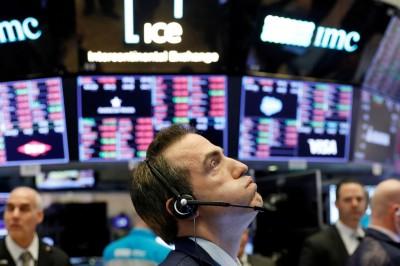 2天跌掉1900點  美股道瓊反彈漲逾百點