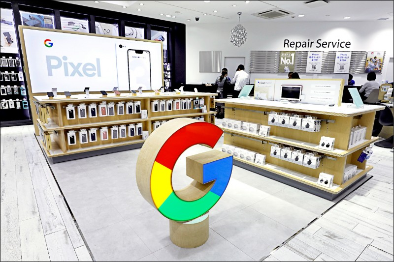 Google加速撤中 新款Pixel越南製