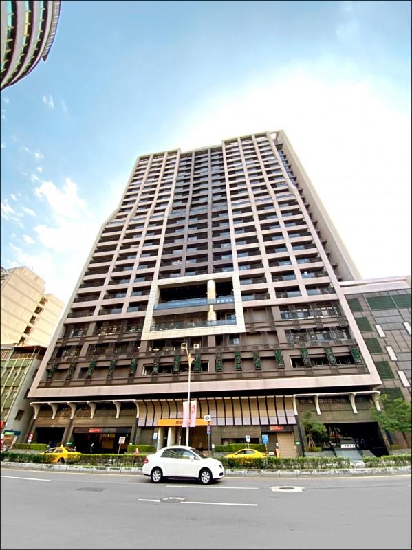 看好下半年房市 台灣金聯標下44戶捷運宅