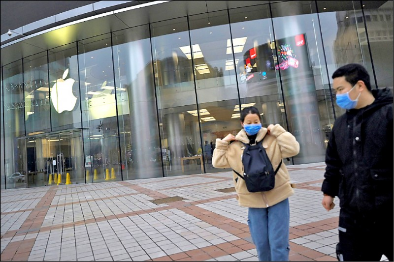 中國供應鏈Q2才復產 蘋果新機恐推遲
