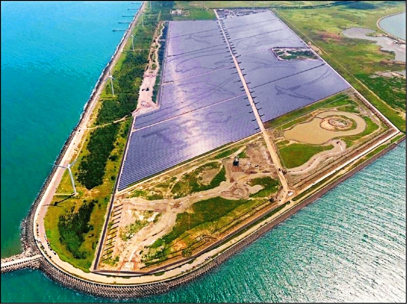 台電8億度綠電 最快6月開賣