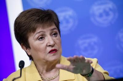武漢肺炎》疫情嚴峻 IMF宣佈500億美元規模援助計劃