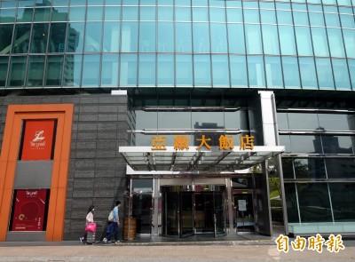 武漢肺炎》住房率直線下滑 台中市旅館公會:短空長多