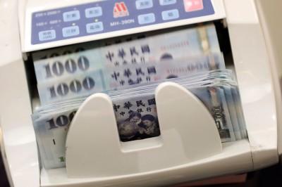 新台幣終結連2貶  升值9.4分以30.036元作收