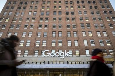 武漢肺炎》谷歌籲在家工作1個月 北美逾10萬員工受影響