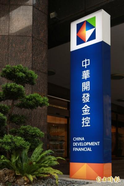 股價創近50個月新低  開發金19日起執行庫藏股