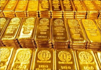 市場再現恐慌性拋售 黃金下跌近48美元