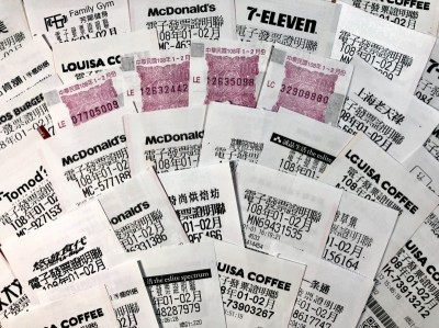超幸運!花35元買茶飲、咖啡 發票都中1千萬