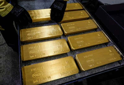 黃金暴漲6% 創11年來最大百分比漲幅