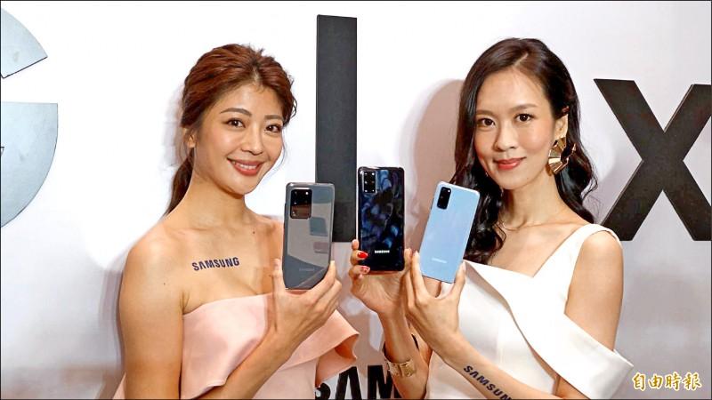 〈財經週報-5G爭霸〉7月重磅登場 台5G手機選擇少