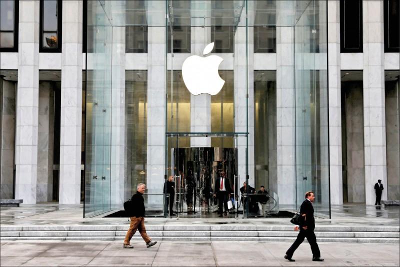 國際現場》蘋果需求降 面板供應商大砍出貨目標