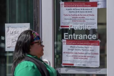 武漢肺炎》聯準會估美失業4700萬人 高於大蕭條高峰期3倍