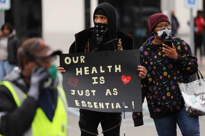 罷工員工被控違反防疫遭解僱  紐約市長宣布調查亞馬遜