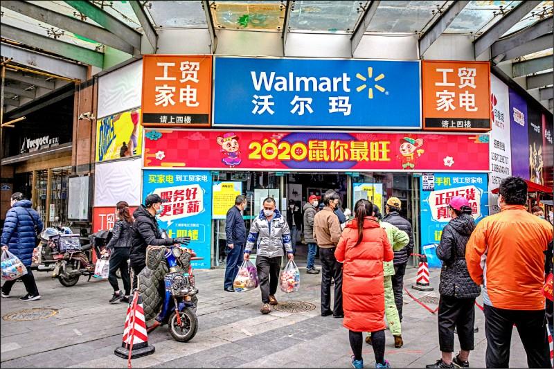 6國禁糧出口 中國人瘋囤米麵油
