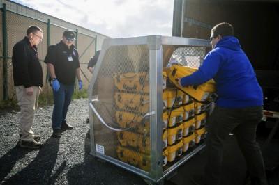 蘋果代工廠改生產呼吸器  偉創力估可月產3萬台