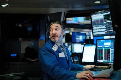 疫情、油市消息皆樂觀 美股道指週1開盤大漲900點