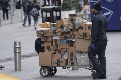 亞馬遜暫停非自營商品配送!激勵對手聯邦快遞、UPS股價大漲