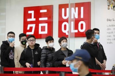 武漢肺炎》全球412門市關閉!Uniqlo全年獲利展望大砍40%