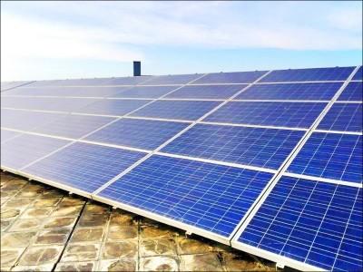 張國鑫:增加太陽光電容量 也要提升發電品質