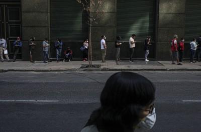 經濟學家:美國失業潮恐持續到2021年底、250萬人失業