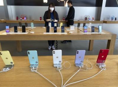 戲劇性反彈?分析師估:蘋果iPhone中國3月銷量激增416%