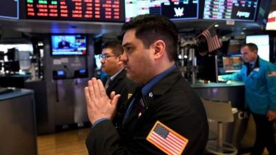 美國3月製造業、零售業全面衰退 道瓊指數早盤重挫2.5%