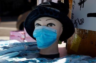 中國劣質口罩暴利驚人 估算1週就能回本