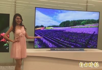 疫情影響需求   Q2電視面板出貨估減7.1%