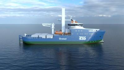 海上旅館曝光 沃旭與大三商航運打造首艘台籍運維船