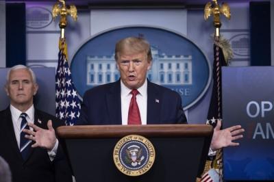 川普宣布3階段重啟經濟!美股期指狂漲920點