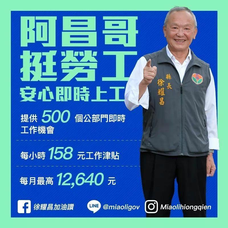武漢肺炎衝擊 苗縣放無薪假人數達555人
