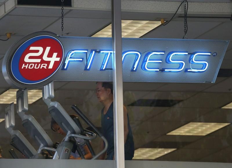 撐不下去! 傳美知名健身品牌24 Hour Fitness將宣布破產
