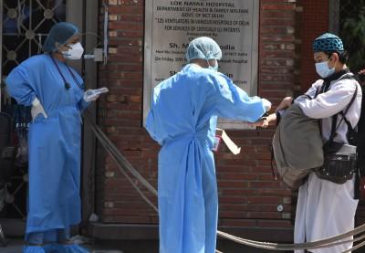 武漢肺炎》IMF:印度若控制疫情 2021財年GDP可彈升逾7%
