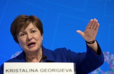 IMF主席:今年可能有170個國家面臨經濟負成長