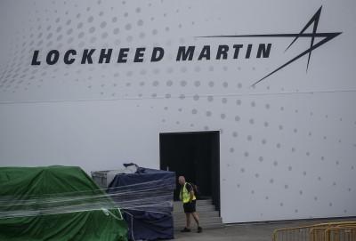 F-35銷售佳  洛克希德馬丁Q1業績超預期、營收大增逾9%!