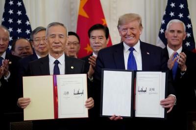 傳中國趁低價出手 為履行貿易協議購買逾3千萬噸美農產品