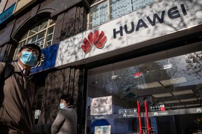 武漢肺炎》富比世:疫情傷害中國市場 已非華為「救命仙丹」