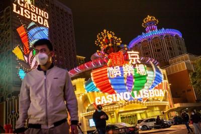 賭場生意慘澹 澳門4月博彩收入暴跌97%創史上最大跌幅