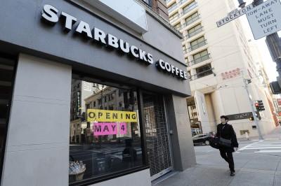 開張了!星巴克本週將重啟美國逾85%門市