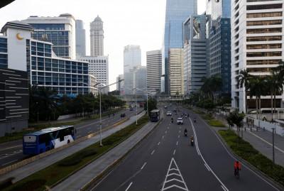 印尼Q1經濟成長近20年來最慢 Q2恐技術性衰退