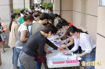 擴大紓困八大行業受惠 台中社會局:職業不分貴賤