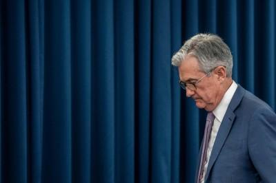 Fed主席憂經濟長期衰退 美股道瓊跌逾200點