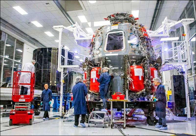 打入SpaceX供應鏈 公準:航太訂單回溫 明年放量